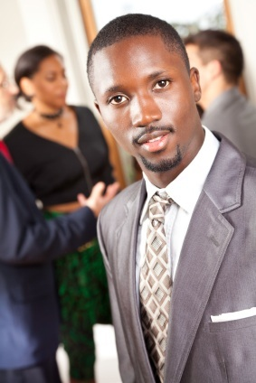 Black Sales Professional