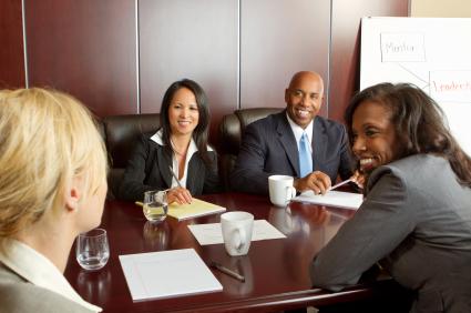 meeting black people